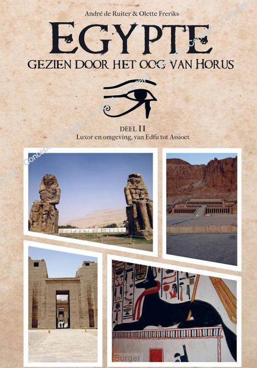 Egypte, gezien door het Oog van Horus