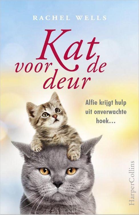 Kat voor de deur