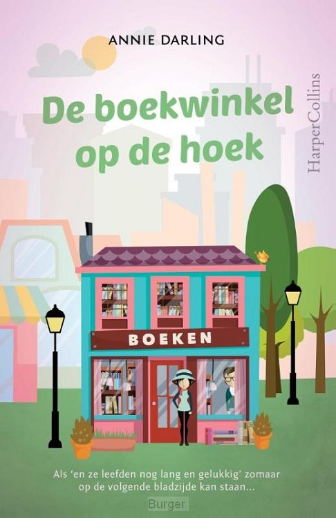 De boekwinkel op de hoek