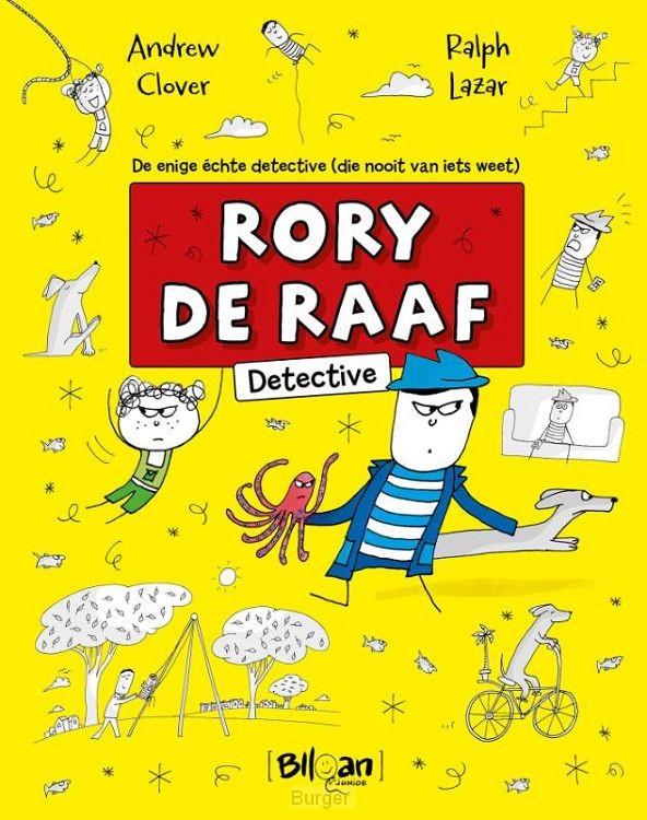 Rory De Raaf - Detective