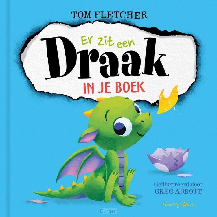 Er zit een draak in je boek