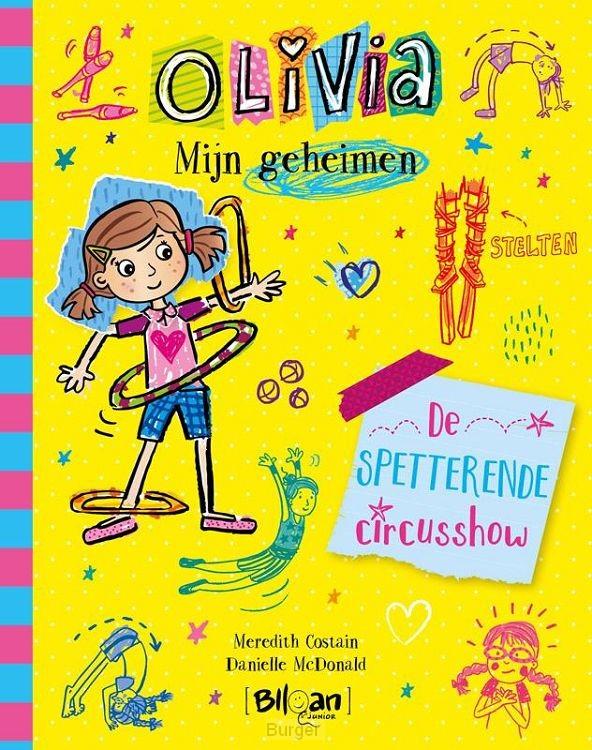 Olivia - Mijn geheimen - De spetterende circusshow