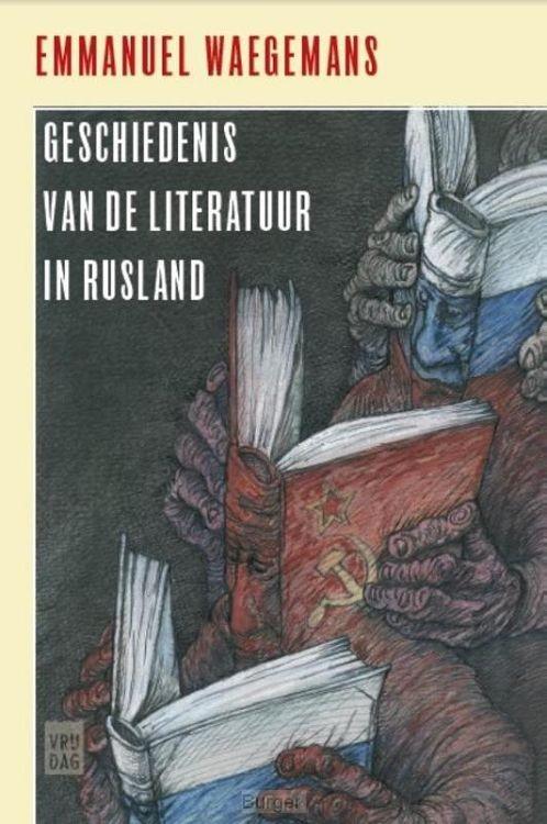 Geschiedenis van de literatuur in Rusland