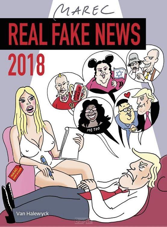Real fake news / 2018