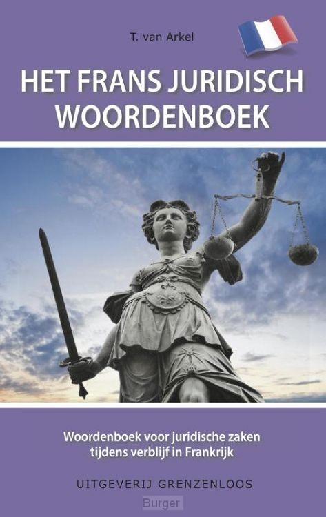 Het Frans juridisch woordenboek