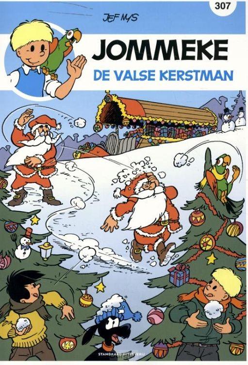 De valse kerstman