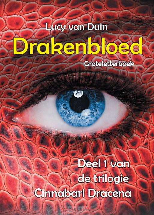 Drakenbloed - Groteletterboek 1 band