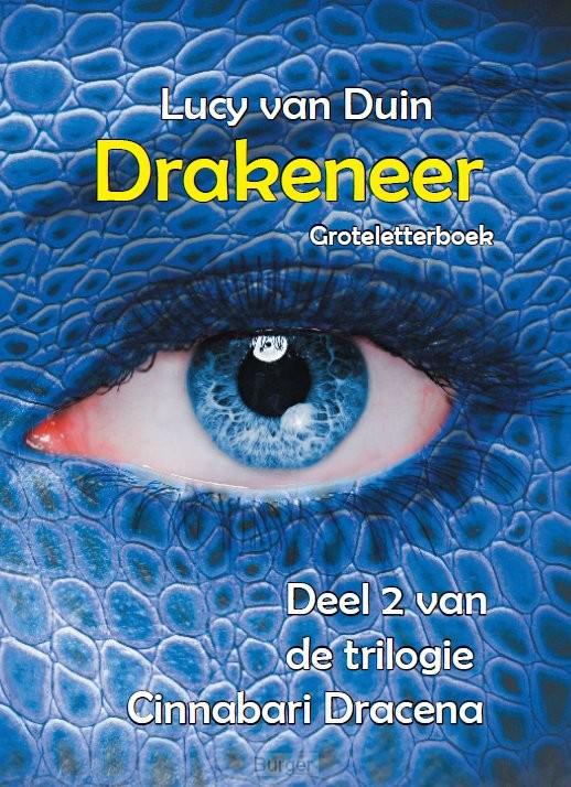 Drakeneer - Groteletterboek 1 band