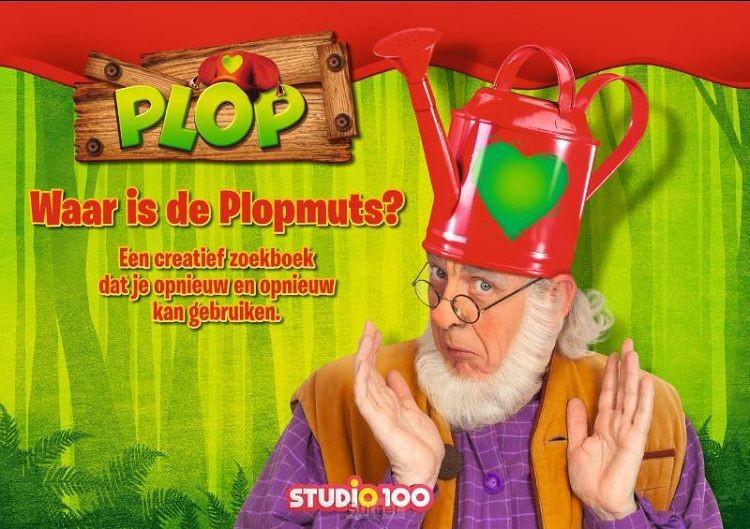 Kabouter Plop : zoekboek - Waar is de Plopmuts?