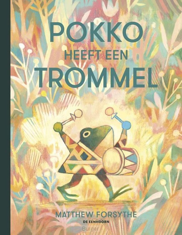 Pokko heeft een trommel