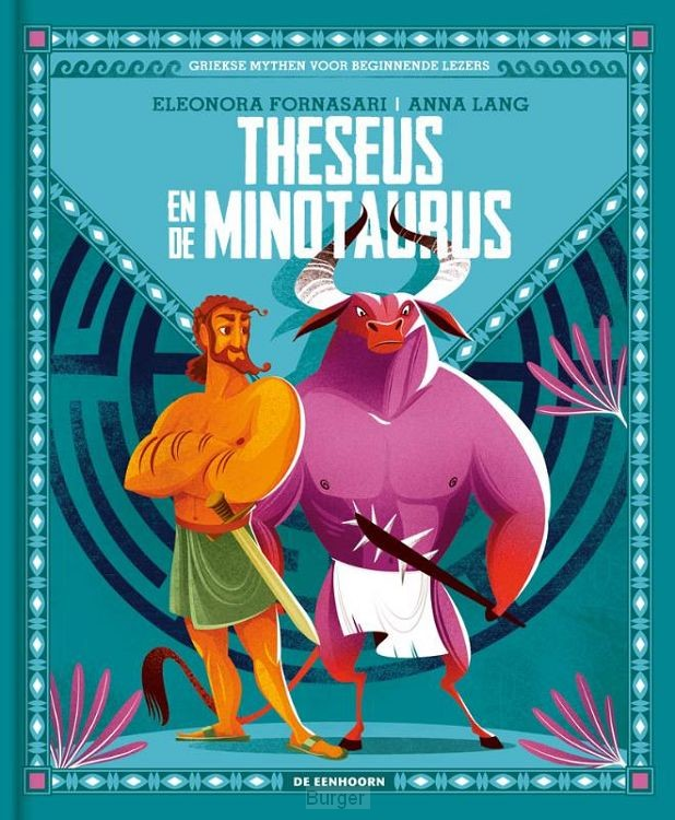 Griekse mythen - Theseus en de Minotaurus