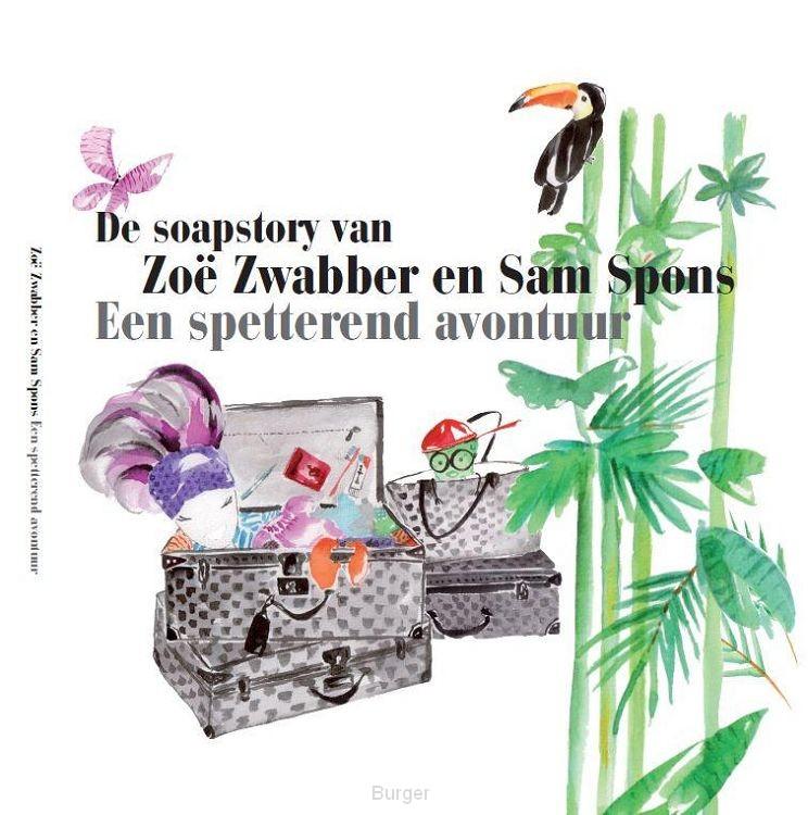 De soapstory van Zoë Zwabber en Sam Spons