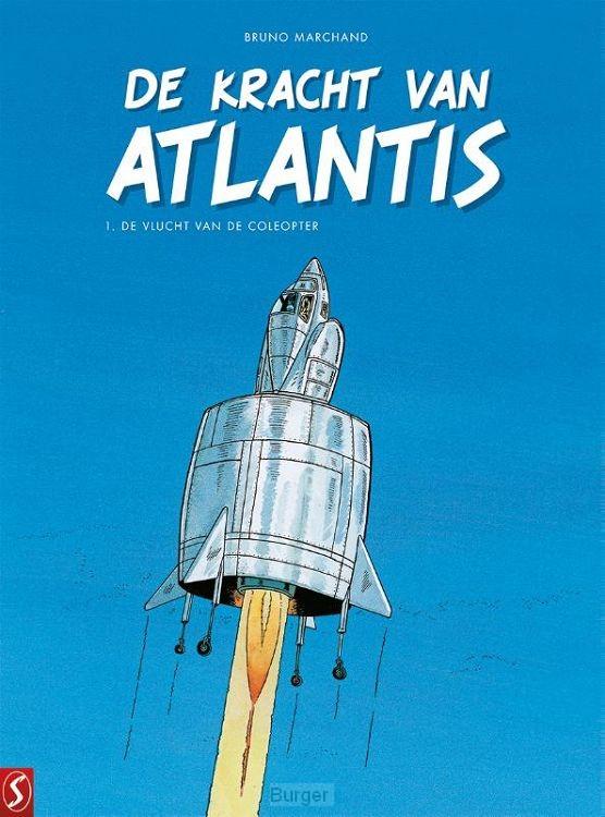 De kracht van Atlantis 1: De vlucht van de Coleopter