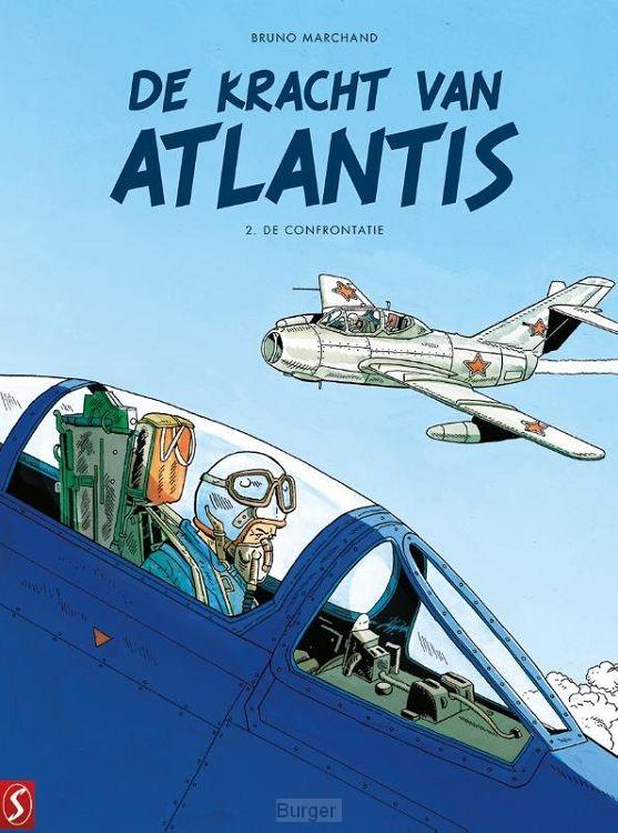 De kracht van Atlantis 2: De confrontatie