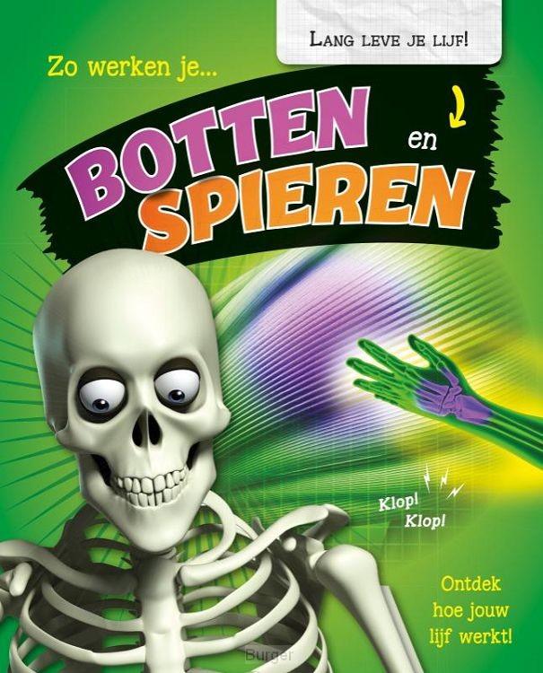 Zo werken je botten en spieren