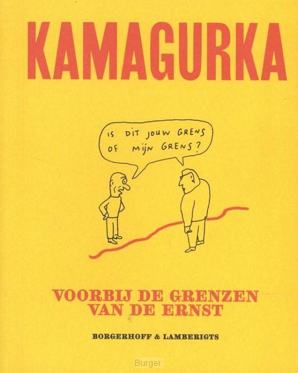 Gedachten, filosofie, maatschappijkritiek en andere onzin van Kamagurka