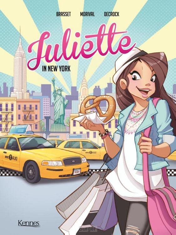 Juliette in New York Strip