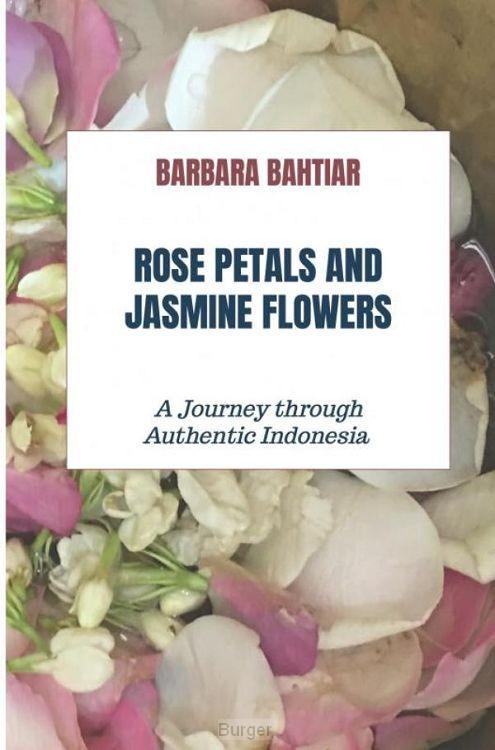 Rose Petals and Jasmine Flowers