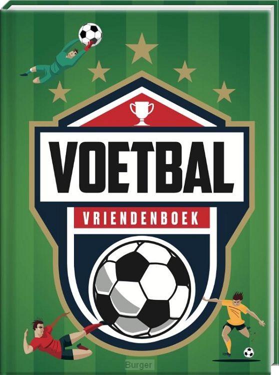 Voetbal Vriendenboek
