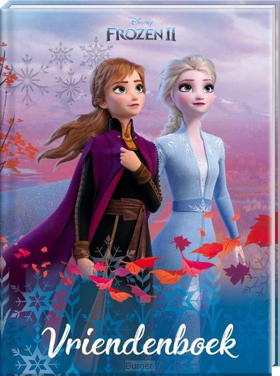 Vriendenboek - Frozen II