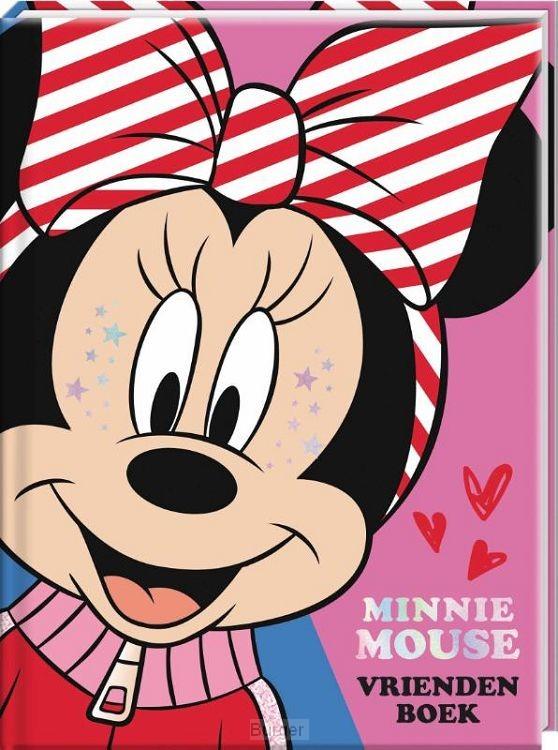 Vriendenboek - Minnie Mouse