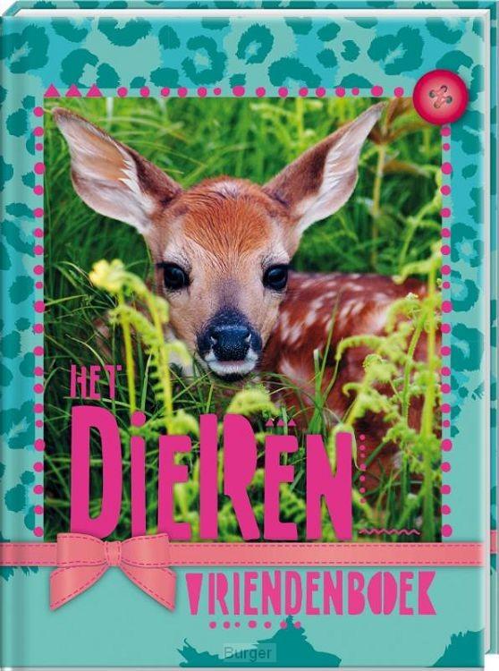 Vriendenboek - Dieren