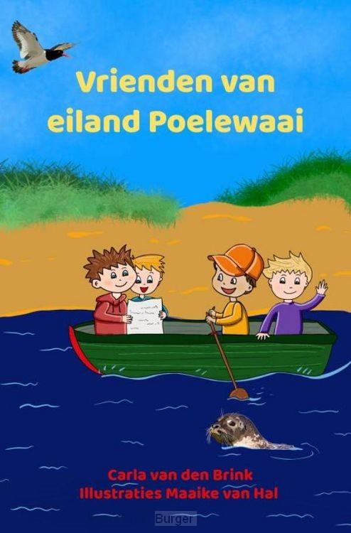 Vrienden van eiland Poelewaai