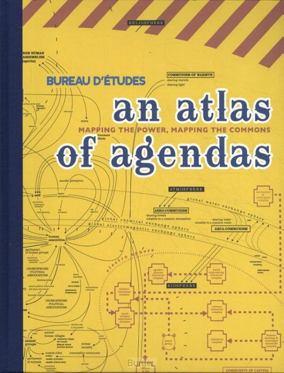 An atlas of agendas