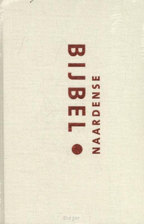 Naardense bijbel met dcb ivoorwit