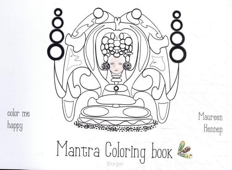 Mantra Coloring book