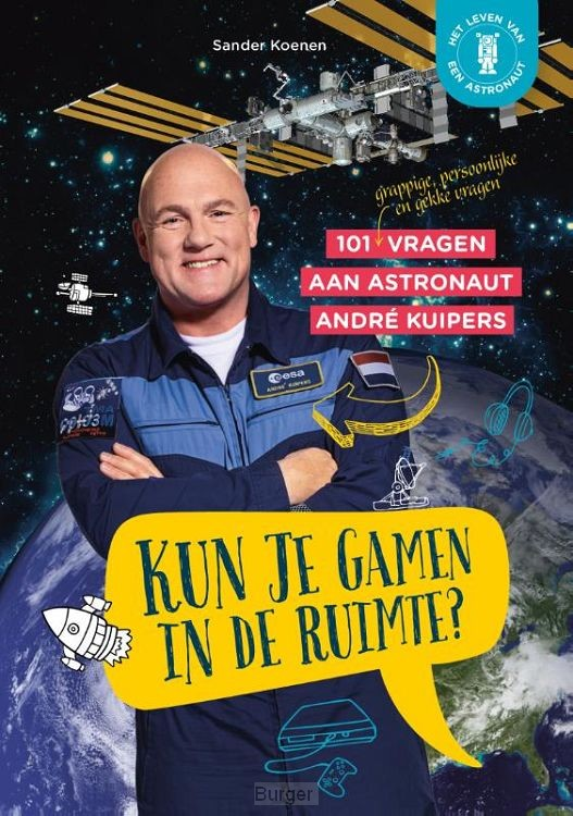 Kun je gamen in de ruimte?
