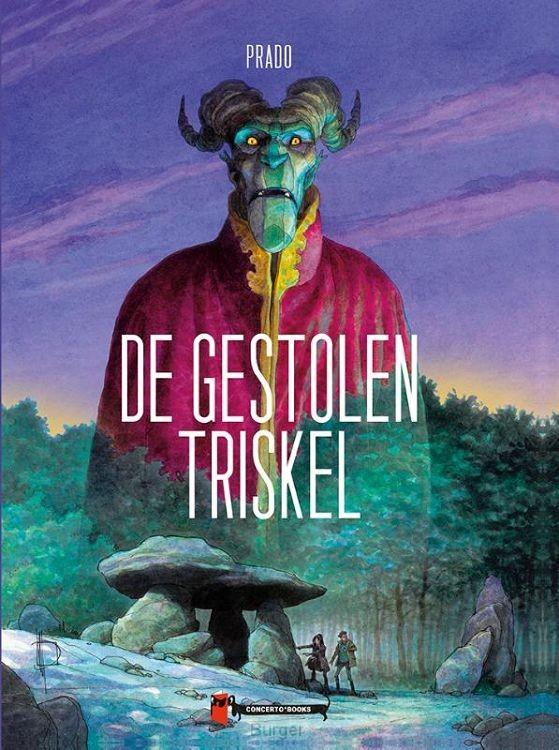 De gestolen Triskell