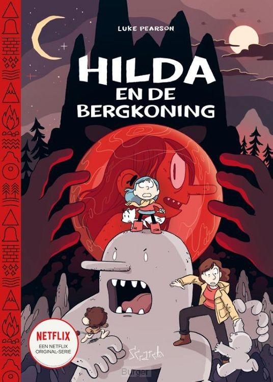 6 / Hilda en de bergkoning / Hilda