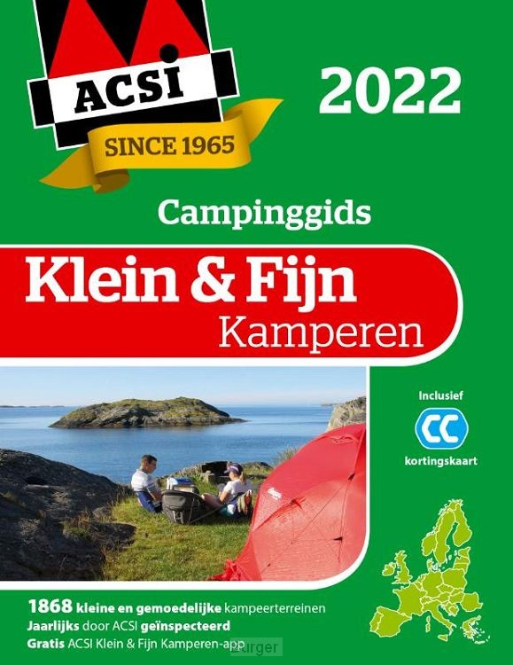 ACSI Klein & Fijn Kamperen 2022