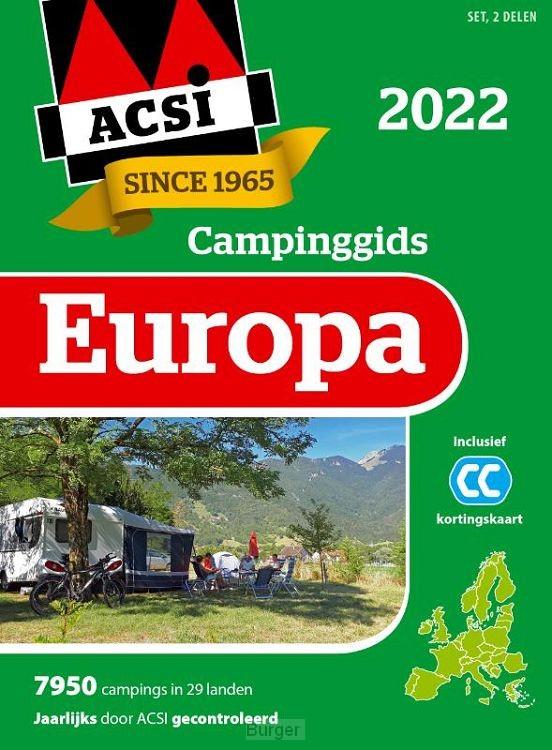ACSI Campinggids Europa 2022