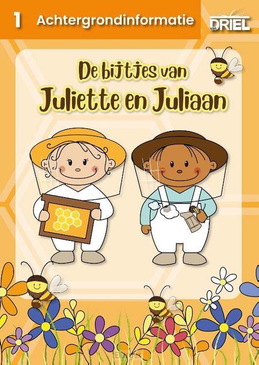 De bijtjes van Juliette en Juliaan achtergrondinformatie