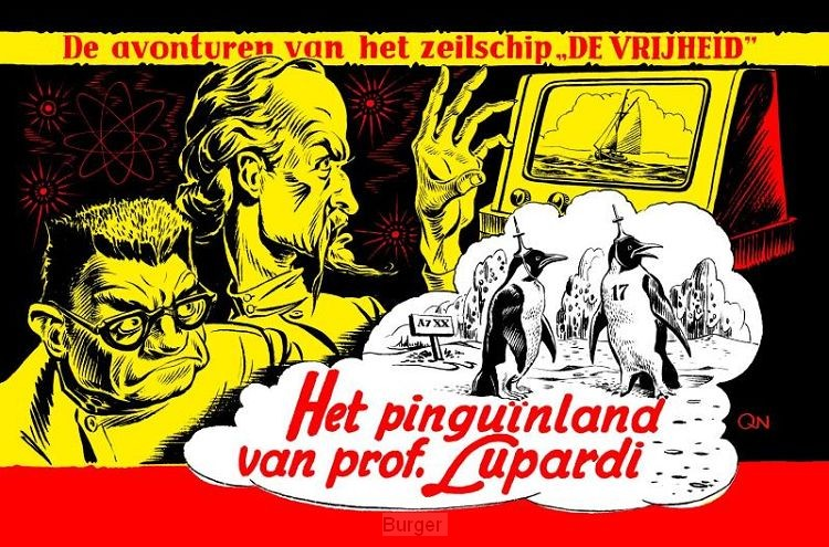 Het pinguïnland van prof. Lupardi