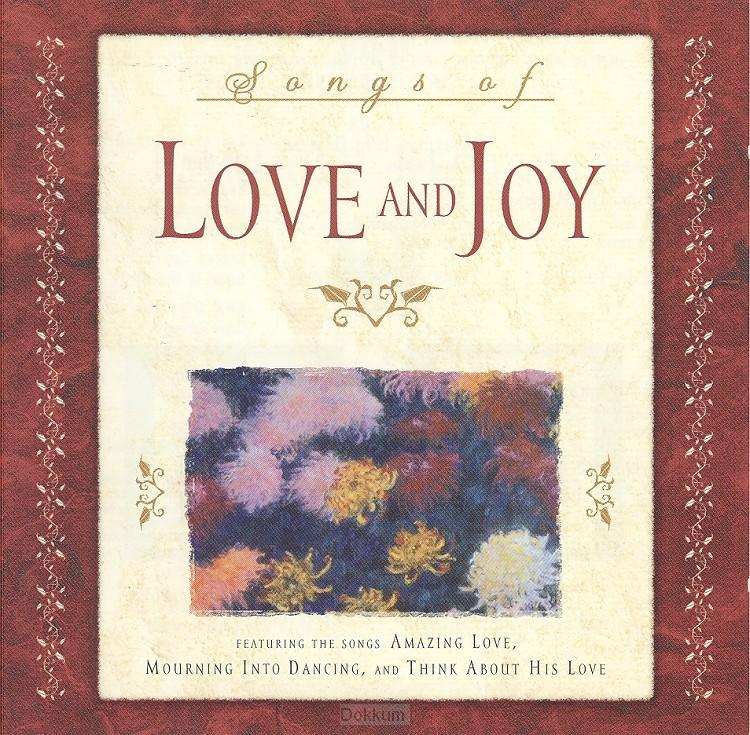 SONGS OF LOVE & JOY