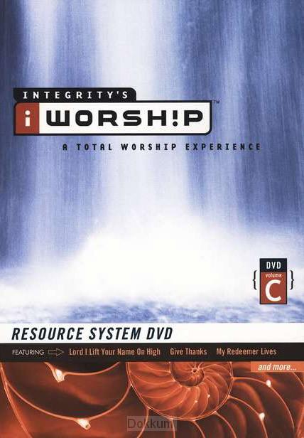 I WORSHIP - TOTAL WORSHIP EXPERIENCE - C