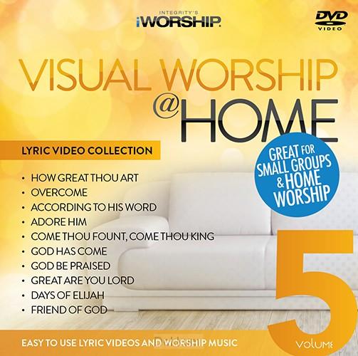 I WORSHIP @ HOME - 5