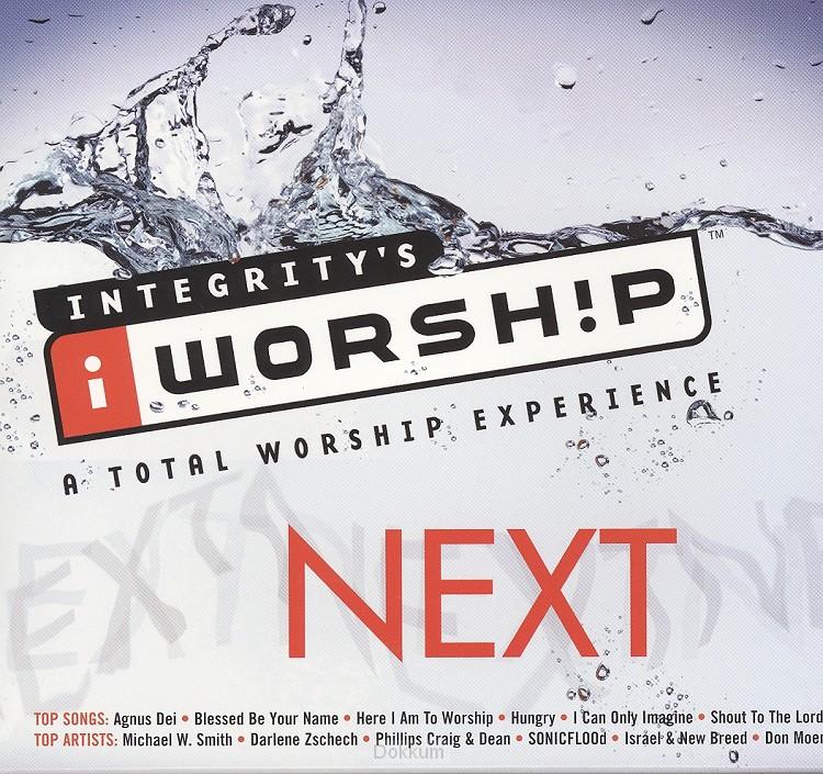 I WORSHIP - NEXT - 2CD+DVD