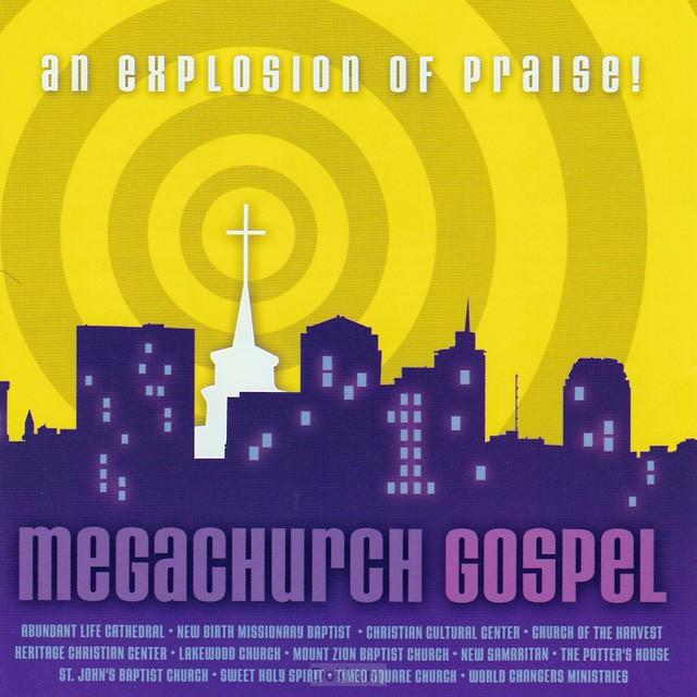 Megachurch Gospel (CD)