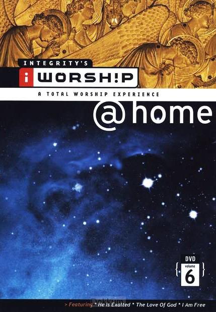 I WORSHIP @ HOME - 6