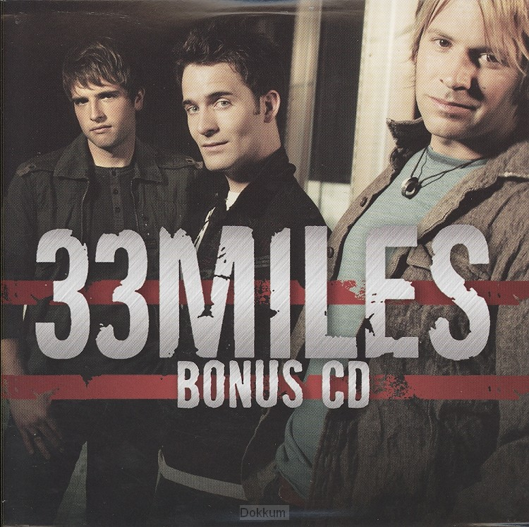 33 MILES - LIMITED EDITION