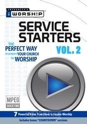 I WORSHIP SERVICE STARTERS - 2