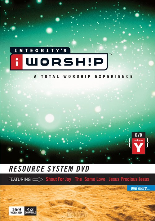 IWORSHIP RESOURCE SYSTEM VOL. Y