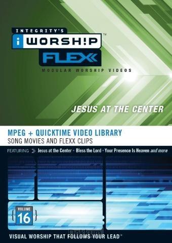 IWORSHIP FLEXX 16 - JESUS AT CENTRE
