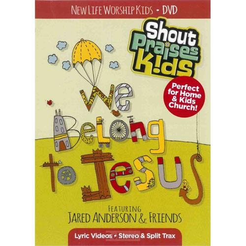 WE BELONG TO JESUS-NEW LIFE DVD