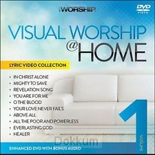 VISUAL WORSHIP @HOME VOL 6