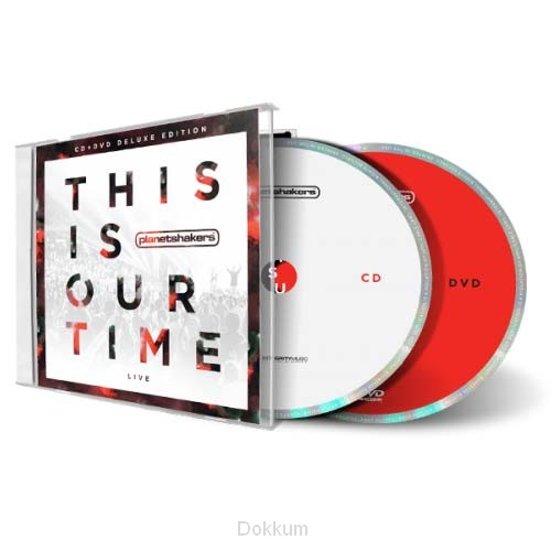 THIS IS OUR TIME CD / DVD
